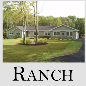 Traditional Ranch Style Home Plans