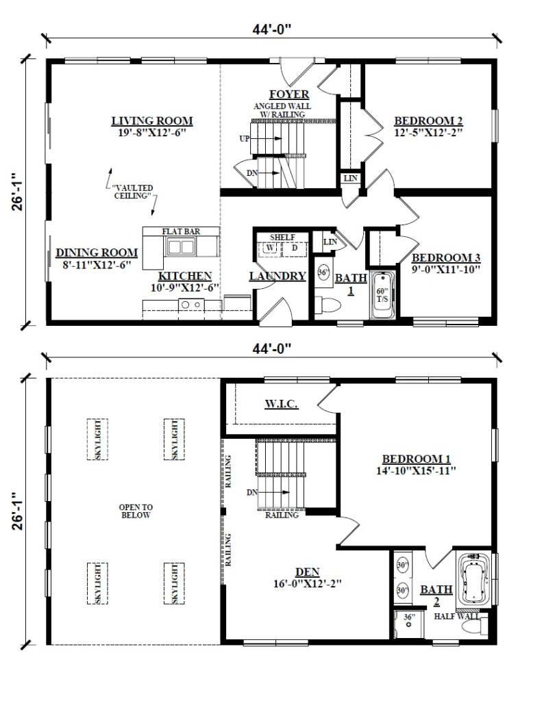 Superieur Log Cabin Floor Plans. Log Cabin #1