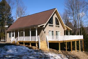 Kintner modular homes nepa modular home builder for Chalet style modular homes