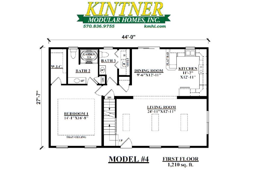 model-4-floor1