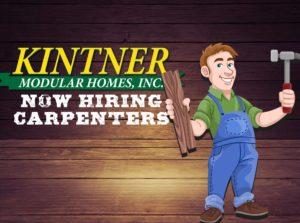 Help Wanted at Kintner