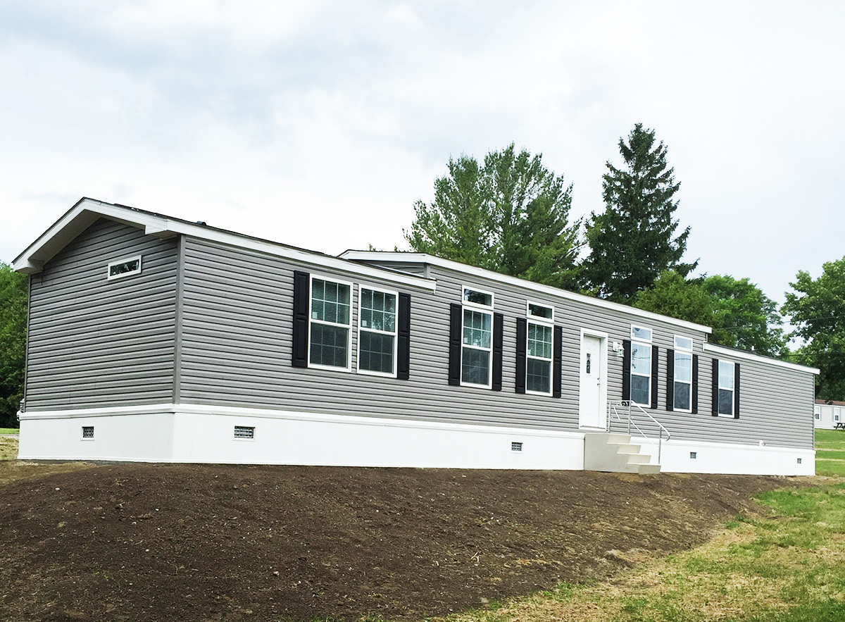 Single wide manufactured home kintner modular homes - Manufactured vs mobile home ...