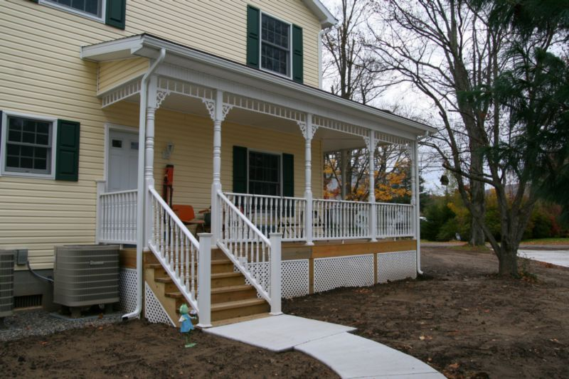 Porch by Kintner
