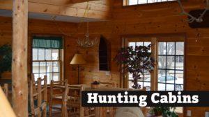 Modular Hunting Cabin