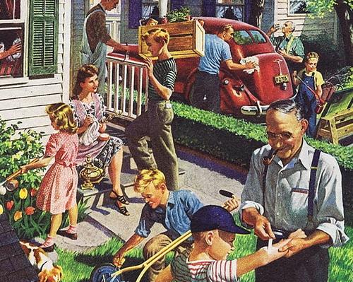 Handy Home Maintenance Checklist