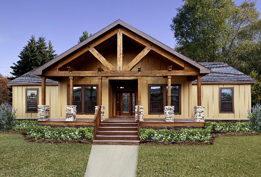 Front Porch Designs and Ideas - Kintner Modular Homes